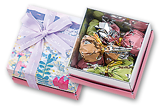 Leaf memory Flower Box (6個入り)